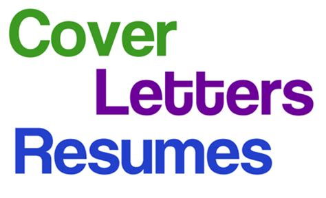 Resume cover letter for career change